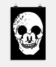 ratón cráneo