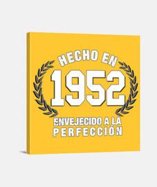 realizzato nel 1952 in età alla perfezione