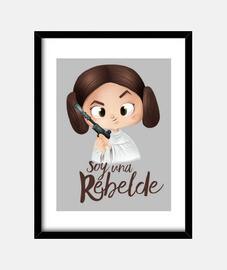 rebel-box con telaio verticale 3: 4 (30 x 40 cm)