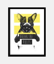 rebel hund gelb 2