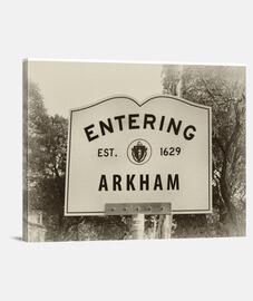 Recuerdo de Arkham