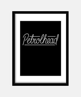 regalo de letras petrolhead para amante