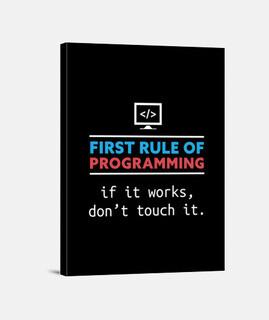 regalo de programación divertido para p