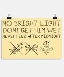 Reglas Gremlins