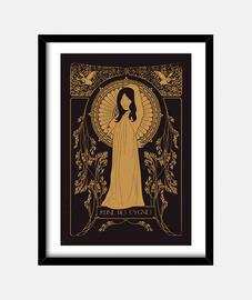 Reine des Cygnes - Golden