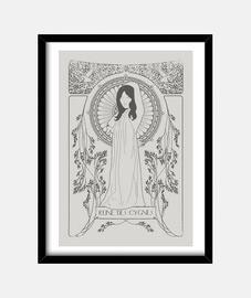 Reine des Cygnes - Grey
