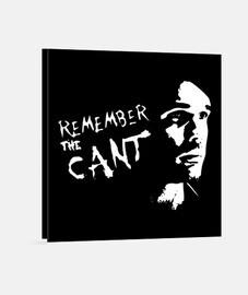 Remember the Cant graffiti  The Expanse