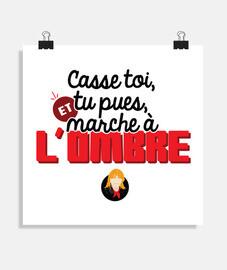 Renaud Marche à l'Ombre