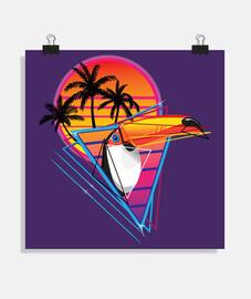 Rétro toucan