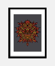 rey techno (30 x 40 cm)