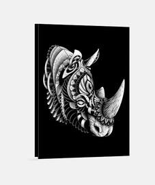 rinoceronte ornato