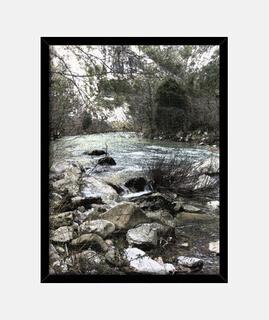 Río Deva cuadro