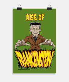 Rise of frankenstein - Poster
