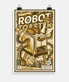 Robot Toaster