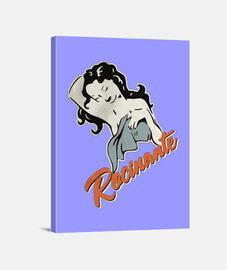 Rocinante Pin-Up - The Expanse