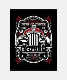 rocker vintage hotrod rockers rock rock vintage usa rock and roll