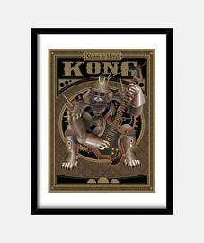 rockstar progetta testo finzione scimmiesco kong