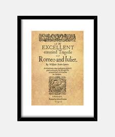 romeo e giulietta, 1597 (stampa)