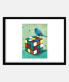 rubbik cubo