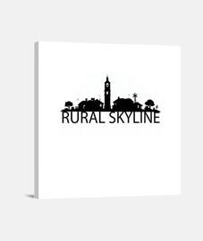 rural skyline
