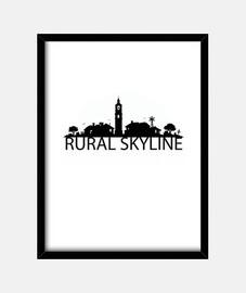 rurale skyline