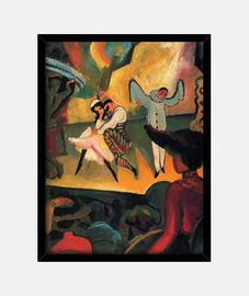 russian ballet (1912)