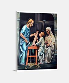 Sagrada Familia (lienzo)