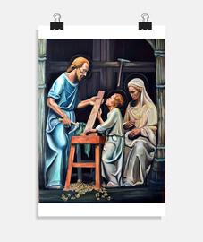 Sagrada Familia (póster)