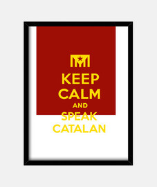 samarreta keep calm and di parlare catalano 2