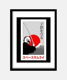 samouraï de l39espace