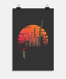 Samurai Batalla