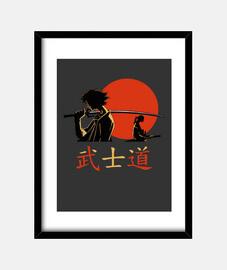 samurai code guerriers bushido