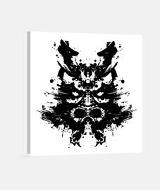 samurai rorschach