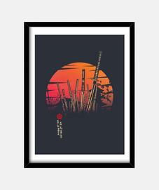 samurai schlacht