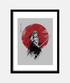 samurai storm