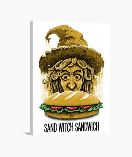 Lienzo Sand Witch Sandwich V1