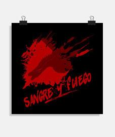 Sangre y Fuego (poster)