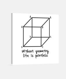 sans géométrie vie est inutile