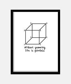 sans vie la géométrie est inutile