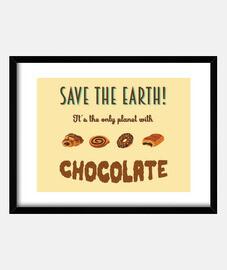 save la terra!