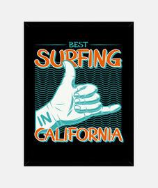 scatola da surf surfera california vintage surf usa