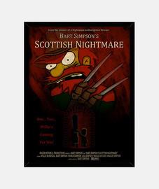 scozzese nightmare (poster del film)