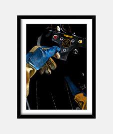 Senna Lotus 1985 ART
