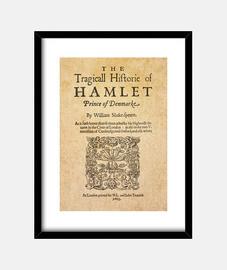 shakespeare, piccolo villaggio 1603 (stampa)