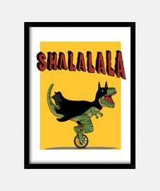 SHALALALA Cuadro