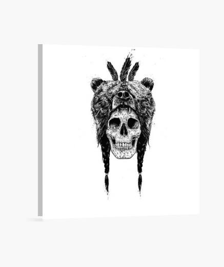 Tableau shaman morts
