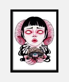 shell oeil demonia