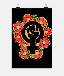simbolo femminista