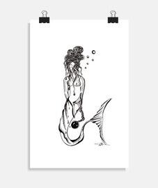 sirena - poster