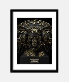 skull delirio dark